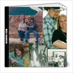bea book - 8x8 Photo Book (20 pages)