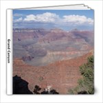 grand canyon - 8x8 Photo Book (39 pages)