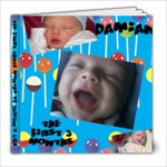 Damian 0-3 - 8x8 Photo Book (39 pages)