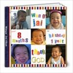 wangjai album2 - 8x8 Photo Book (39 pages)