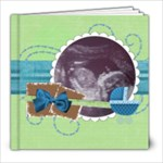 Baby Boy Book - 8x8 Photo Book (20 pages)