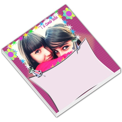 Notes By Lydia   Small Memo Pads   R29kzqy9yboz   Www Artscow Com