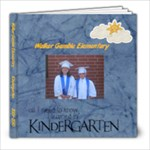 Austin s Kindergarten - 8x8 Photo Book (20 pages)