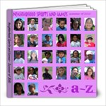 A-Z - 8x8 Photo Book (30 pages)