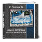 DAn - 8x8 Photo Book (20 pages)