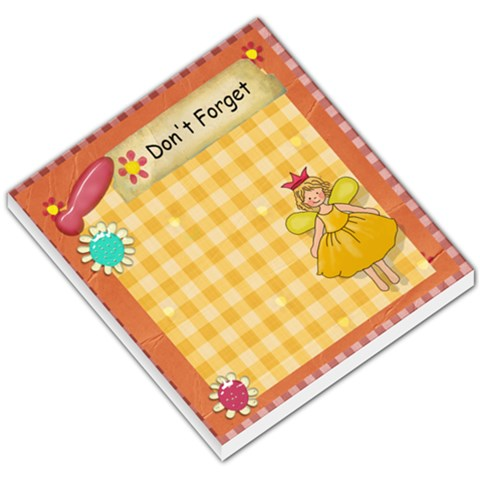 Dont Forget Memo By Lillyskite   Small Memo Pads   0bmw2bk1h6oi   Www Artscow Com
