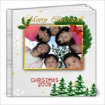christmas 2009 - 8x8 Photo Book (39 pages)
