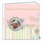 madison - 8x8 Photo Book (20 pages)