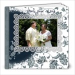 MJ s Wedding - 8x8 Photo Book (20 pages)