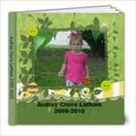 audrey 3 - 8x8 Photo Book (20 pages)