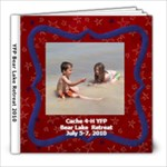 YFP Bear Lake 2010 - 8x8 Photo Book (20 pages)