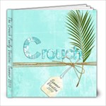 Crouch Vacation - 8x8 Photo Book (20 pages)