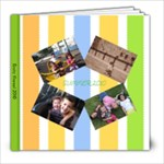 israel photo book - 8x8 Photo Book (20 pages)