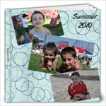 Summer 2010 - 12x12 Photo Book (20 pages)