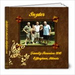 Family Reunion 2010 - 8x8 Photo Book (20 pages)