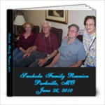 reunion - 8x8 Photo Book (20 pages)