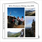 Grampians July 2010 - 8x8 Photo Book (39 pages)