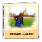trip to bangkok thailand - 8x8 Photo Book (60 pages)