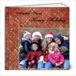Christmas 2007 Book - 8x8 Photo Book (39 pages)