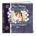 Wedding Book - 8x8 Photo Book (39 pages)
