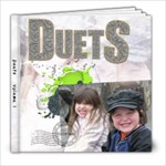 Duets, Volume 1 - 8x8 Photo Book (60 pages)