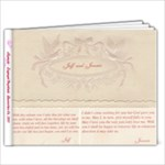 Aspacio - Legaspi Nuptials - 9x7 Photo Book (20 pages)