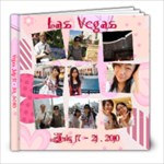 Vegas  - 8x8 Photo Book (20 pages)