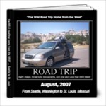 Road Trip!! - 8x8 Photo Book (39 pages)