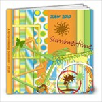 Summer 2010  - 8x8 Photo Book (39 pages)
