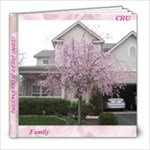 CHU Family - 8x8 Photo Book (20 pages)