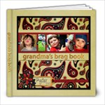 grandma s brag book - 8x8 Photo Book (20 pages)