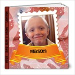 Masons 5th birthday 2010 - 8x8 Photo Book (20 pages)
