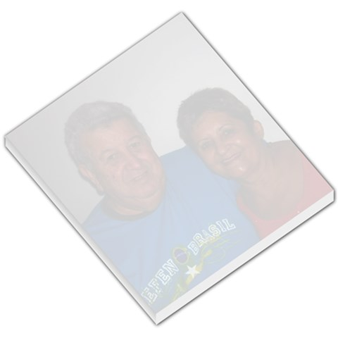 My Godmother Loved It     By Helimar Rosa   Small Memo Pads   O5wc3tyjh51s   Www Artscow Com