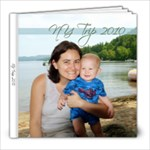 NY Trip - 8x8 Photo Book (20 pages)