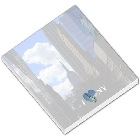 Nyc Memo Pad By Wlenz Photo   Small Memo Pads   44bqjjb958cf   Www Artscow Com