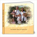 Muhlestein ABCs - 8x8 Photo Book (20 pages)