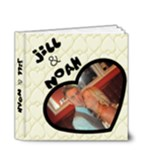 4x4 Noah & Jill - 4x4 Deluxe Photo Book (20 pages)