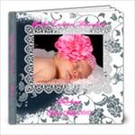 SADIE NEWBORN - 8x8 Photo Book (20 pages)