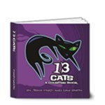 13 Cats - 4x4 Deluxe Photo Book (20 pages)