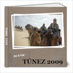 TUNEZ - 8x8 Photo Book (20 pages)