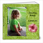 Sofia - 8x8 Photo Book (20 pages)