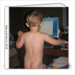 jake summer 2010 - 8x8 Photo Book (20 pages)
