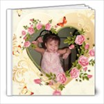 First Photo Book - 8x8 Photo Book (20 pages)