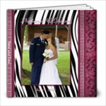desi zebra - 8x8 Photo Book (39 pages)