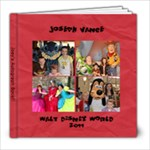 Joey Autograph Book - 8x8 Photo Book (39 pages)