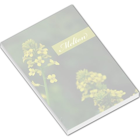 Meltmemo By Brenda   Large Memo Pads   Yioappfmixur   Www Artscow Com