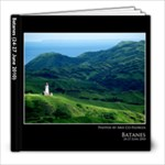Batanes - 8x8 Photo Book (20 pages)