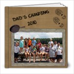 Dad s Camping 2010 - 8x8 Photo Book (20 pages)