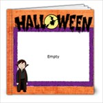Halloween 2009 - 8x8 Photo Book (20 pages)