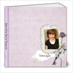 A special book just for Dannielle - 8x8 Photo Book (39 pages)